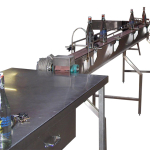 Conveyor Belt Water bottle