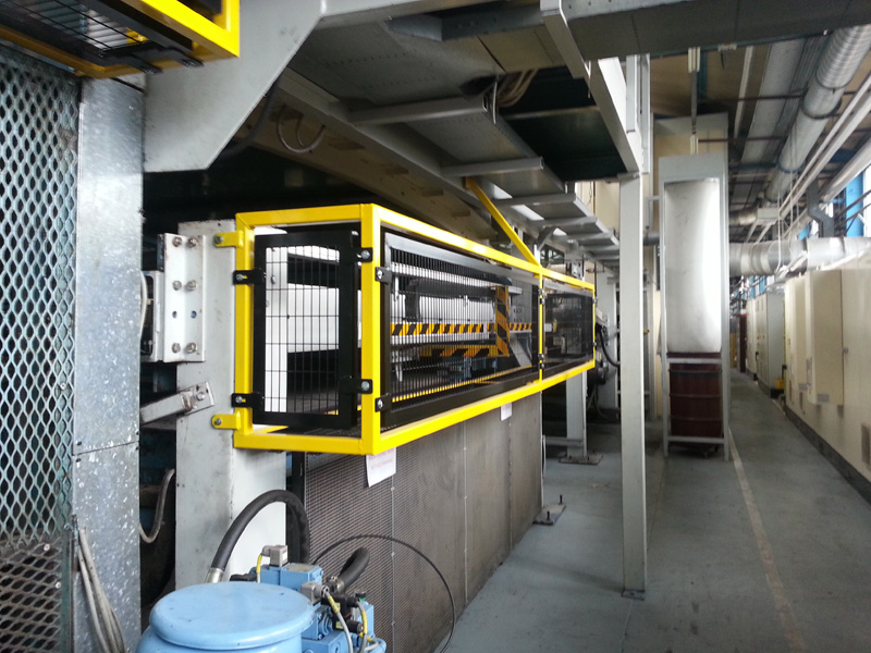 Factory Machine Guards Act Automation Amp Conveyor