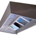 Stainless steel Canopy