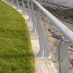 Stainless steel Handrail Rostrevor