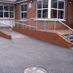 Stainless steel Handrail Rostrevor PS